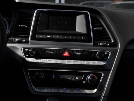 Hyundai Sonata 2018 года за 8 200 000 тг. в Шымкент – фото 7