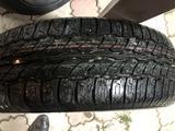 1 колесо на запаску Bridgestone, новое за 22 000 тг. в Алматы