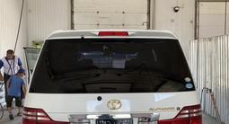 Toyota Alphard 2005 года за 4 700 000 тг. в Атырау – фото 3