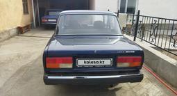 ВАЗ (Lada) 2107 2011 года за 900 000 тг. в Тараз – фото 3