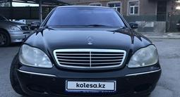 Mercedes-Benz S 430 2000 года за 3 000 000 тг. в Алматы