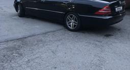 Mercedes-Benz S 430 2000 года за 3 000 000 тг. в Алматы – фото 5