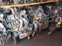 Двигатель subaru 2 вальный 4 вальный за 3 555 тг. в Алматы