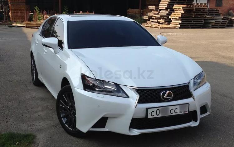 Авто разбор Lexus GS 350 кузов l10 2012 LS 460 2008г в Алматы