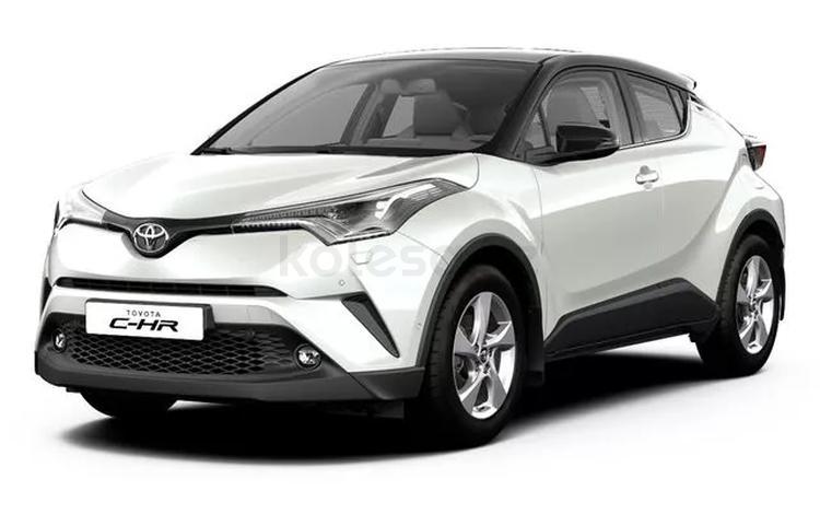 Toyota C-HR 2020 года за 11 920 000 тг. в Шымкент