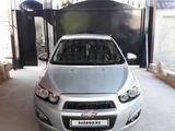 Chevrolet Aveo 2013 года за 2 700 000 тг. в Шымкент