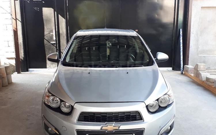 Chevrolet Aveo 2013 года за 2 500 000 тг. в Шымкент