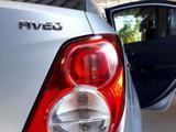 Chevrolet Aveo 2013 года за 2 700 000 тг. в Шымкент – фото 3