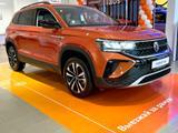 Volkswagen Taos 2021 года за 14 100 000 тг. в Уральск – фото 3