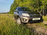 ВАЗ (Lada) 2190 (седан) 2015 года за 2 390 000 тг. в Петропавловск – фото 5