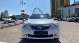 Toyota Camry 2012 года за 7 490 000 тг. в Нур-Султан (Астана) – фото 2