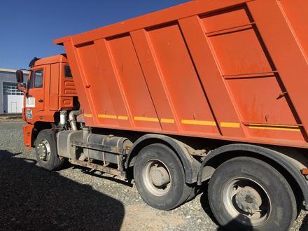 Самосвал 20 тонн на базе Камаз в Атырау – фото 2