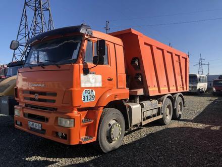 Самосвал 20 тонн на базе Камаз в Атырау – фото 3
