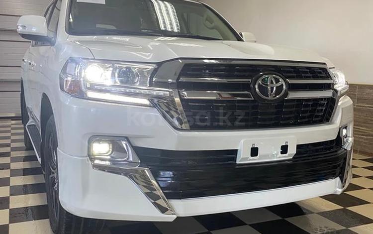Toyota Land Cruiser 2021 года за 36 800 000 тг. в Шымкент