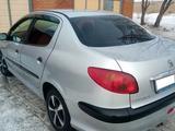 Peugeot 206 2008 года за 1 500 000 тг. в Павлодар – фото 5