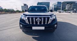 Toyota Land Cruiser Prado 2016 года за 16 900 000 тг. в Алматы – фото 4
