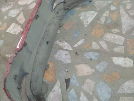Задний бампер на хундай акцент 2014-2015 год, рестайлинг, б у за 50 000 тг. в Актау – фото 5