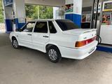 ВАЗ (Lada) 2115 (седан) 2012 года за 1 450 000 тг. в Костанай – фото 2