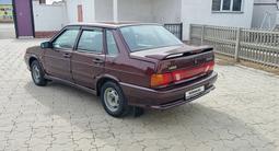 ВАЗ (Lada) 2115 (седан) 2012 года за 2 200 000 тг. в Тараз – фото 3