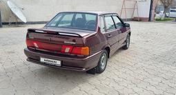 ВАЗ (Lada) 2115 (седан) 2012 года за 2 200 000 тг. в Тараз – фото 4