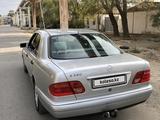 Mercedes-Benz E 230 1997 года за 2 100 000 тг. в Кызылорда – фото 3