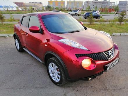 Nissan Juke 2012 года за 3 150 000 тг. в Уральск – фото 11
