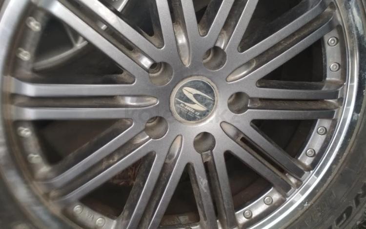 Диски 17 на Тойота с зимней резиной 225/65/17 за 190 000 тг. в Алматы