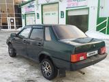 ВАЗ (Lada) 21099 (седан) 2002 года за 700 000 тг. в Уральск – фото 3