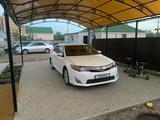 Toyota Camry 2012 года за 6 300 000 тг. в Уральск – фото 5