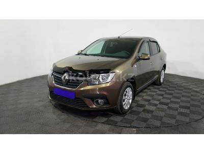 Renault Logan Life AT 2021 года за 7 019 000 тг. в Семей