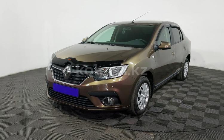 Renault Logan Life AT 2021 года за 7 165 000 тг. в Семей