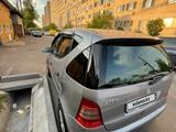Mercedes-Benz A 190 2000 года за 1 700 000 тг. в Алматы – фото 5
