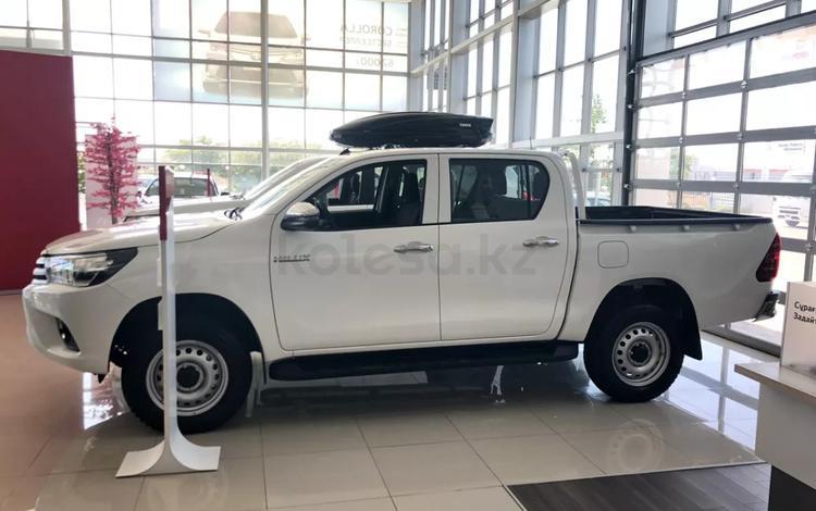 Toyota Hilux 2019 года за 15 500 000 тг. в Актау