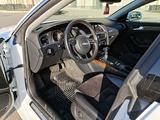 Audi A5 2013 года за 8 500 000 тг. в Атырау – фото 5