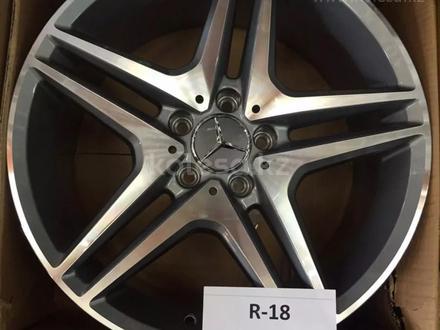 Диски и шины со склада Дөңгелек Орталығы всех размеров от R-16 до R-24 в Алматы – фото 16