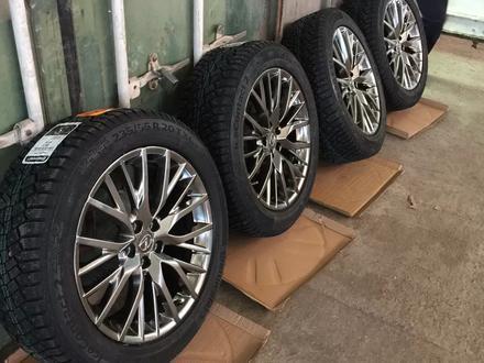 Диски и шины со склада Дөңгелек Орталығы всех размеров от R-16 до R-24 в Алматы – фото 85