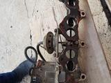 Заслонка впускного коллектора в сборе для тойота карина е объем… за 5 000 тг. в Шымкент – фото 2