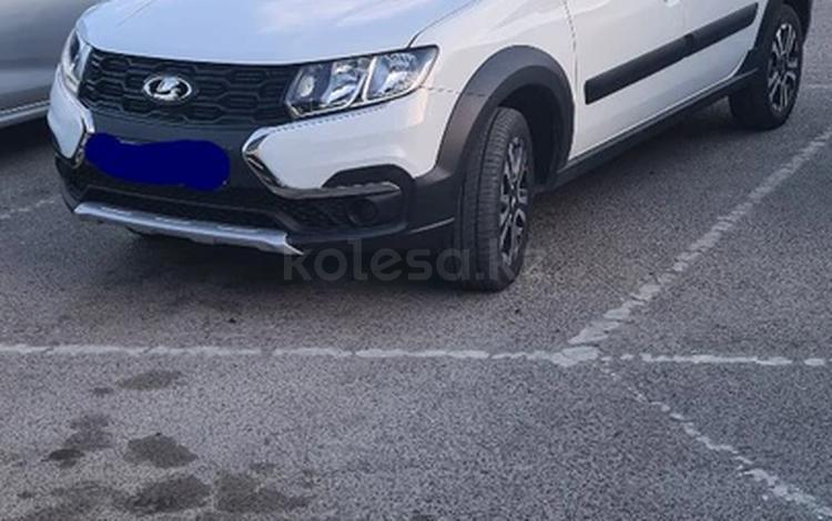 ВАЗ (Lada) Largus Cross 2021 года за 7 200 000 тг. в Шымкент