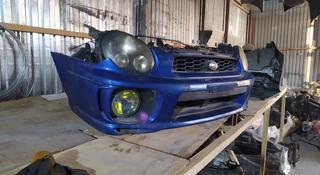 Subaru impreza 2002 передний бампер за 30 000 тг. в Алматы