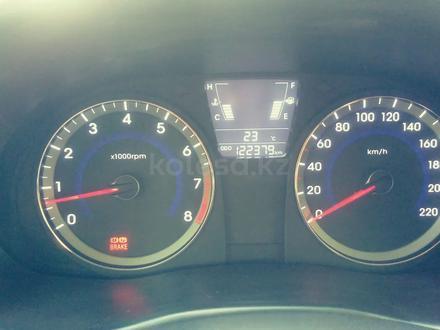 Hyundai Accent 2014 года за 3 200 000 тг. в Костанай – фото 7