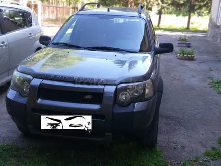 Land Rover Freelander 2003 года за 3 300 000 тг. в Усть-Каменогорск