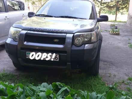 Land Rover Freelander 2003 года за 3 300 000 тг. в Усть-Каменогорск – фото 3