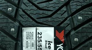 Новые зимние шины в Астане 235/55 R18 Yokohama IG 65. за 51 000 тг. в Нур-Султан (Астана)