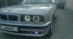 BMW 520 1993 года за 1 600 000 тг. в Туркестан – фото 4