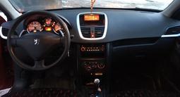 Peugeot 207 2009 года за 2 250 000 тг. в Нур-Султан (Астана) – фото 5