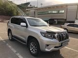 Toyota Land Cruiser Prado 2019 года за 26 500 000 тг. в Алматы – фото 2