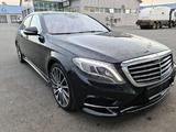 Mercedes-Benz S 500 2014 года за 17 500 000 тг. в Уральск