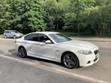 BMW 535 2013 года за 12 000 000 тг. в Алматы – фото 2
