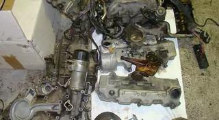 Клапанная крышка, коленвал на двигатель м112 Мерседес за 5 000 тг. в Алматы