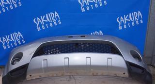 Бампер передний Mitsubishi Outlander за 777 тг. в Усть-Каменогорск